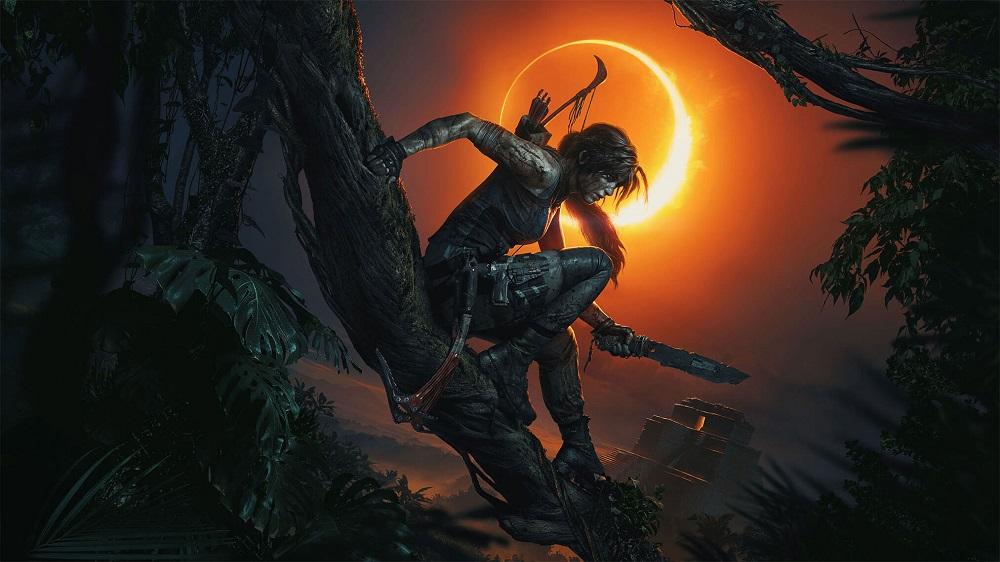 《古墓丽影:暗影》精美游戏壁纸欣赏