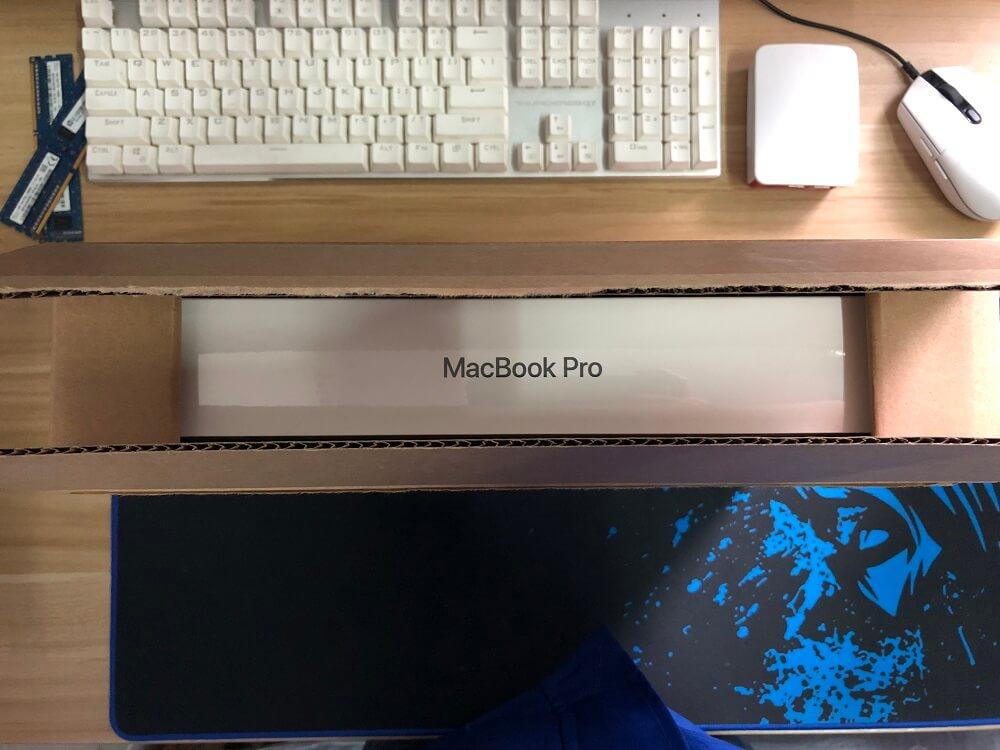 MacBook Pro 2018 13英寸 开箱及简测