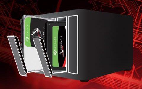 希捷率先推出 NAS专用固态硬盘